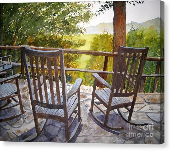 Relax Canvas Print by Shirley Braithwaite Hunt