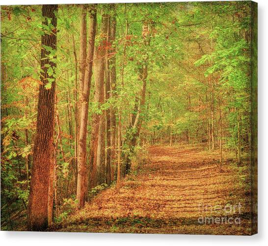 Remember September Canvas Print