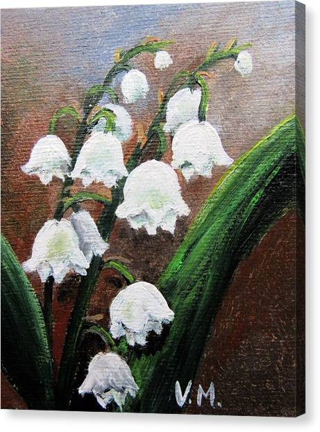 Remember The Scent Canvas Print