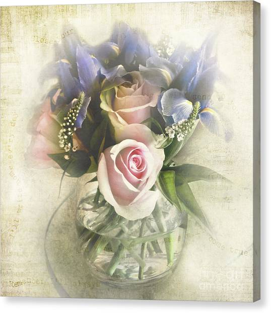 Reminiscence Canvas Print