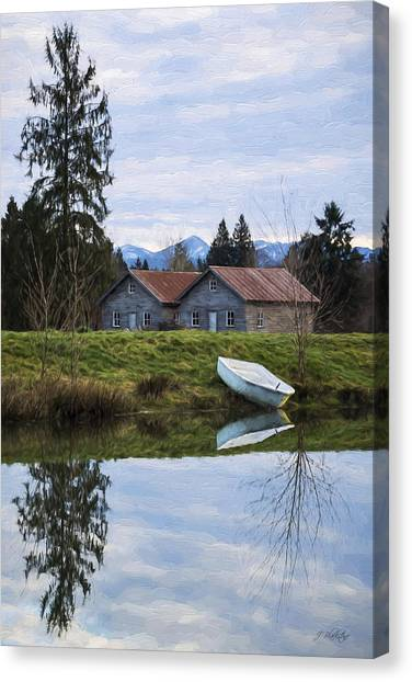 Renewed Hope - Hope Valley Art Canvas Print