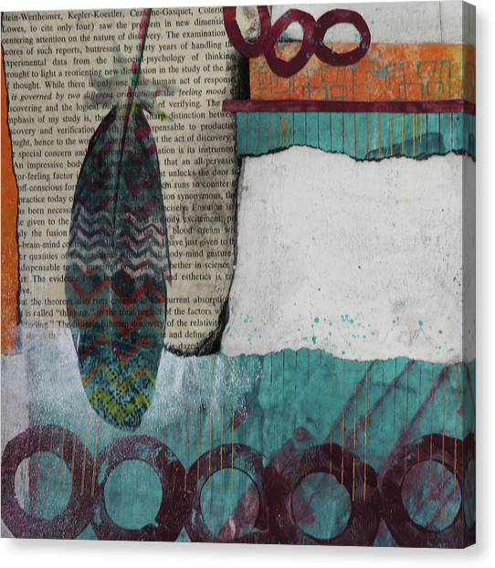 Canvas Print - Reorienting  by Laura Lein-Svencner