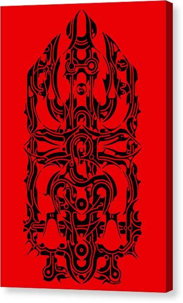Requiem IIi Canvas Print by David Umemoto