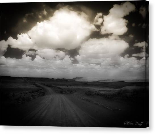 Reservation Road Canvas Print