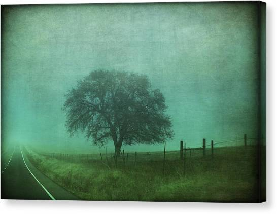 Roads Canvas Print - Resolution by Laurie Search