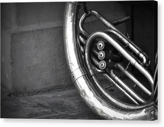 Resting Valves Canvas Print