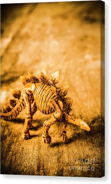 Biology Canvas Print - Restoration In Extinction  by Jorgo Photography - Wall Art Gallery
