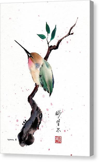 Retreat Canvas Print