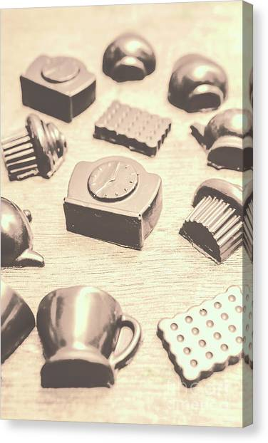 Party Canvas Print - Retro Tea Party by Jorgo Photography - Wall Art Gallery