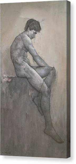 Reuben Canvas Print
