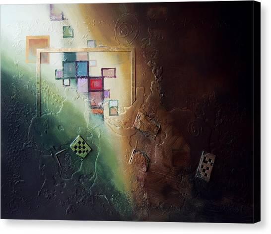 Reveal Canvas Print by Farhan Abouassali