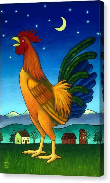 Reveille Canvas Print