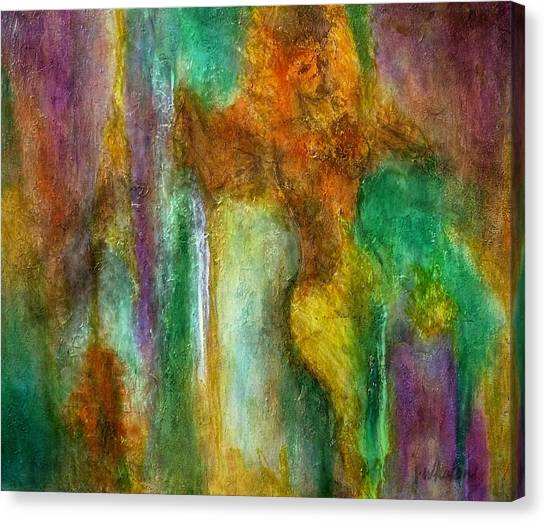 Revelry - Fat Tuesday Canvas Print