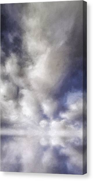 Big Sky Canvas Print - Reverence by Scott Norris