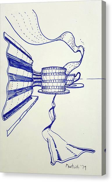 Canvas Print - Ribbons by Dave Martsolf
