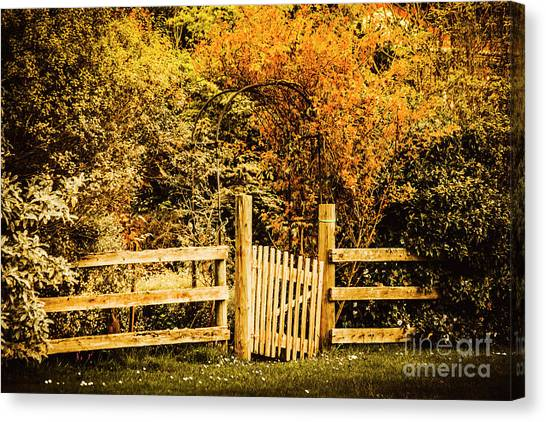 Homestead Canvas Print - Rickety Countryside by Jorgo Photography - Wall Art Gallery