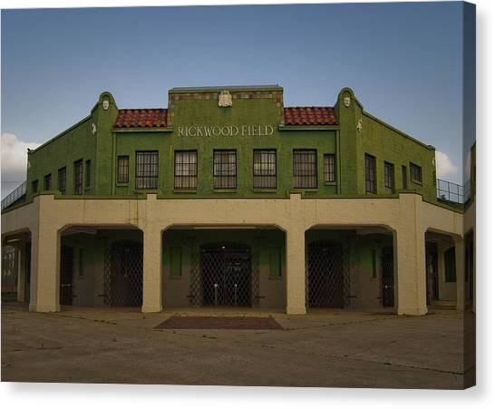Rickwood Canvas Print