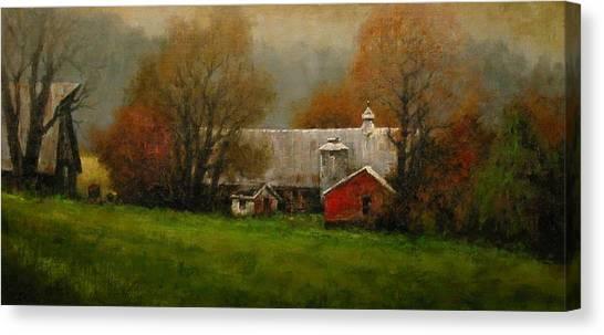 Canvas Print - Ridgefield Farm by Jim Gola