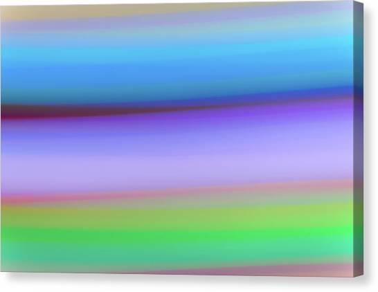 Rings Of Neptune Canvas Print