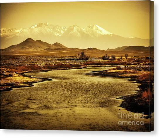 Rio Grande Colorado Canvas Print