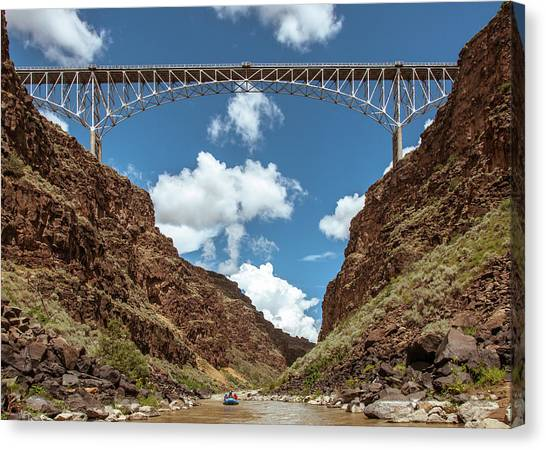 Rio Grande Gorge Bridge Canvas Print