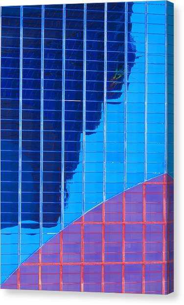 Rio Reflection Canvas Print by Richard Henne