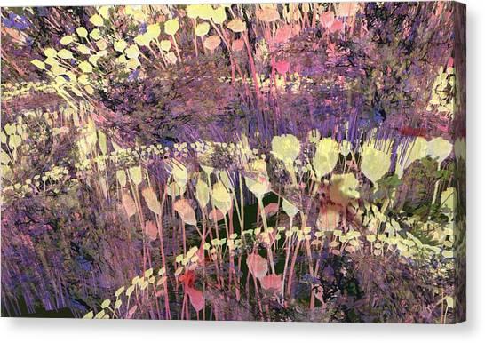 Riotous Spring Canvas Print by Thomas Smith