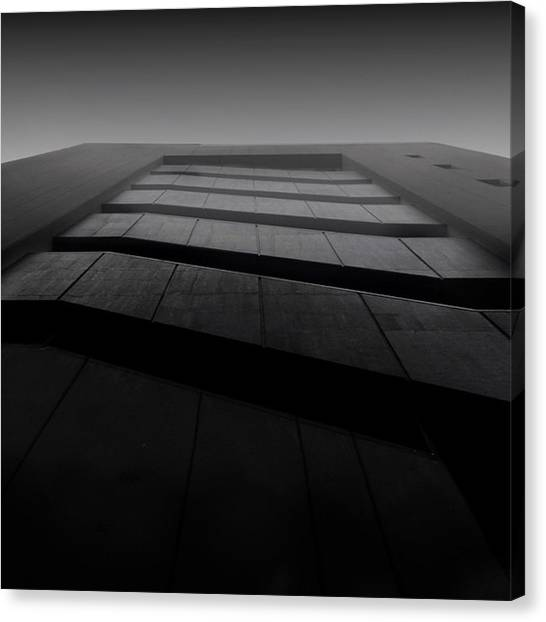 Japanese Canvas Print - Rise by Jonathan Lowrance