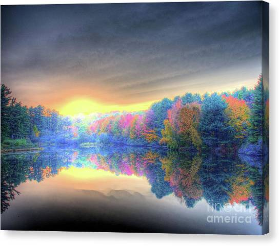 Rise Today Canvas Print