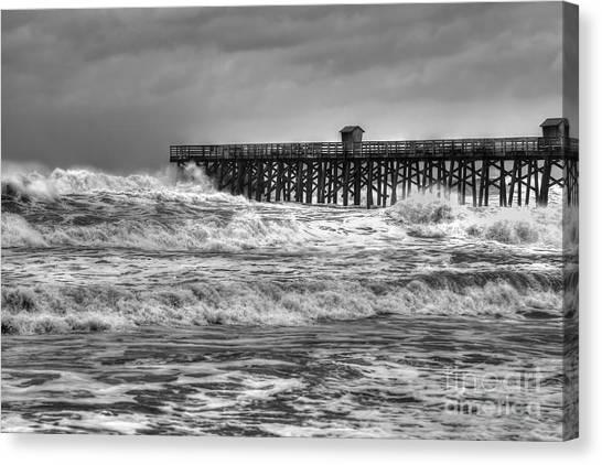 Rising Tide Canvas Print by Rick Mann