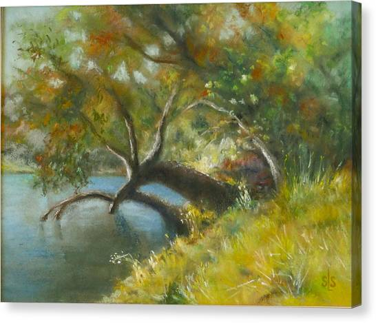 River Reverie Canvas Print