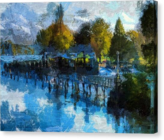 Riverview Canvas Print