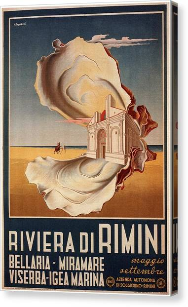 Rimini Canvas Prints | Fine Art America