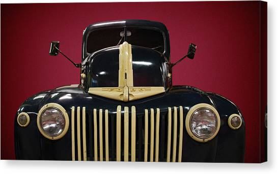 Canvas Print - Road Locomotive by Murray Bloom