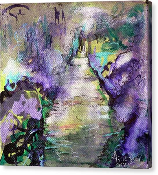 Road To Euphoria Canvas Print
