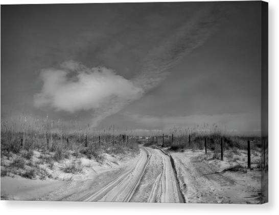 Road To... Canvas Print
