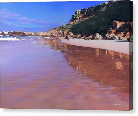 Robberg Complements Canvas Print