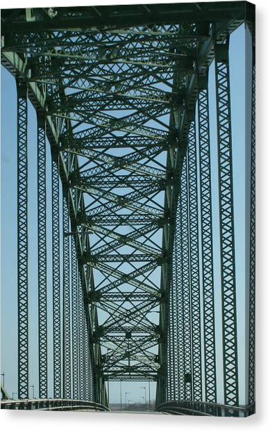 Robert Moses Causeway Bridge Canvas Print