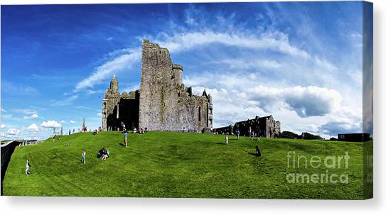 Rock Cashel Canvas Print