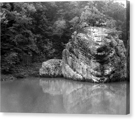 Rock Canvas Print