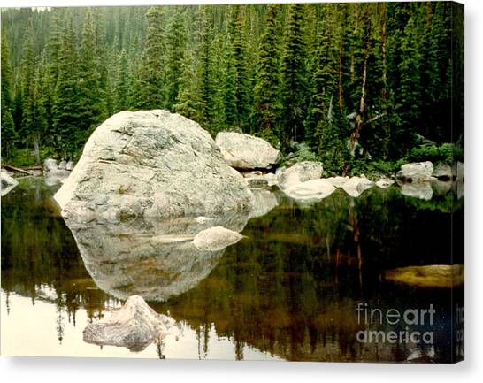 Rock Family Canvas Print