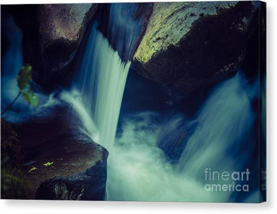 Rock Pool 2 Canvas Print