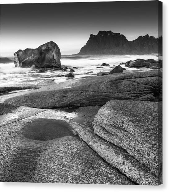 Rock Solid Canvas Print