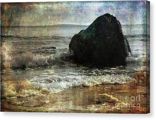 Rock Steady Canvas Print