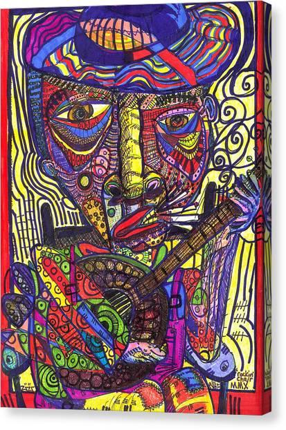 Rockin Chair Canvas Print