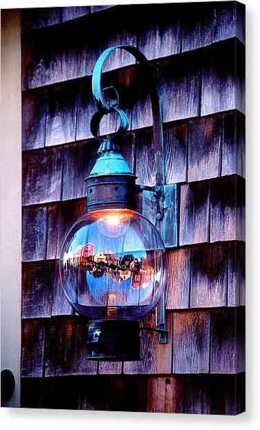 Rockport Light Canvas Print