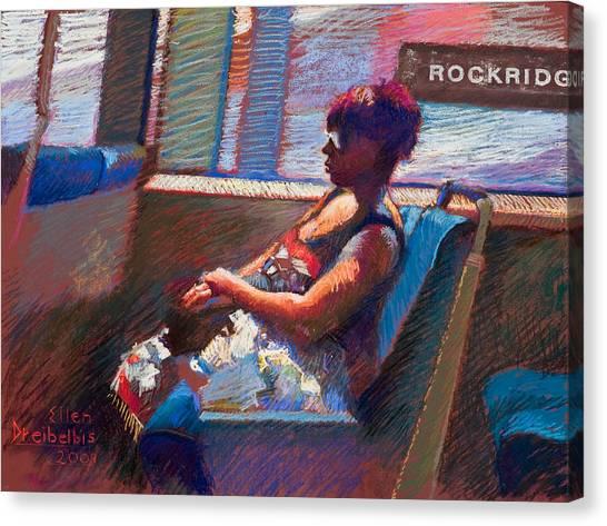 Rockridge Canvas Print