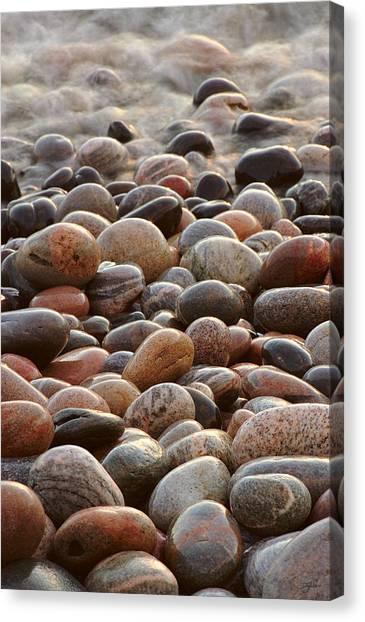 Rocks   Canvas Print