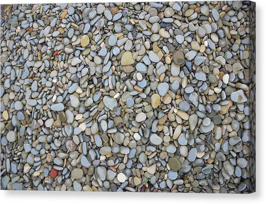 Rocky Beach 1 Canvas Print