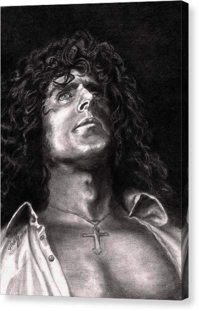 Roger Daltry Canvas Print